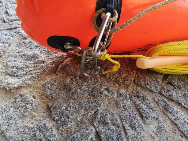 Bóias para caça submarina