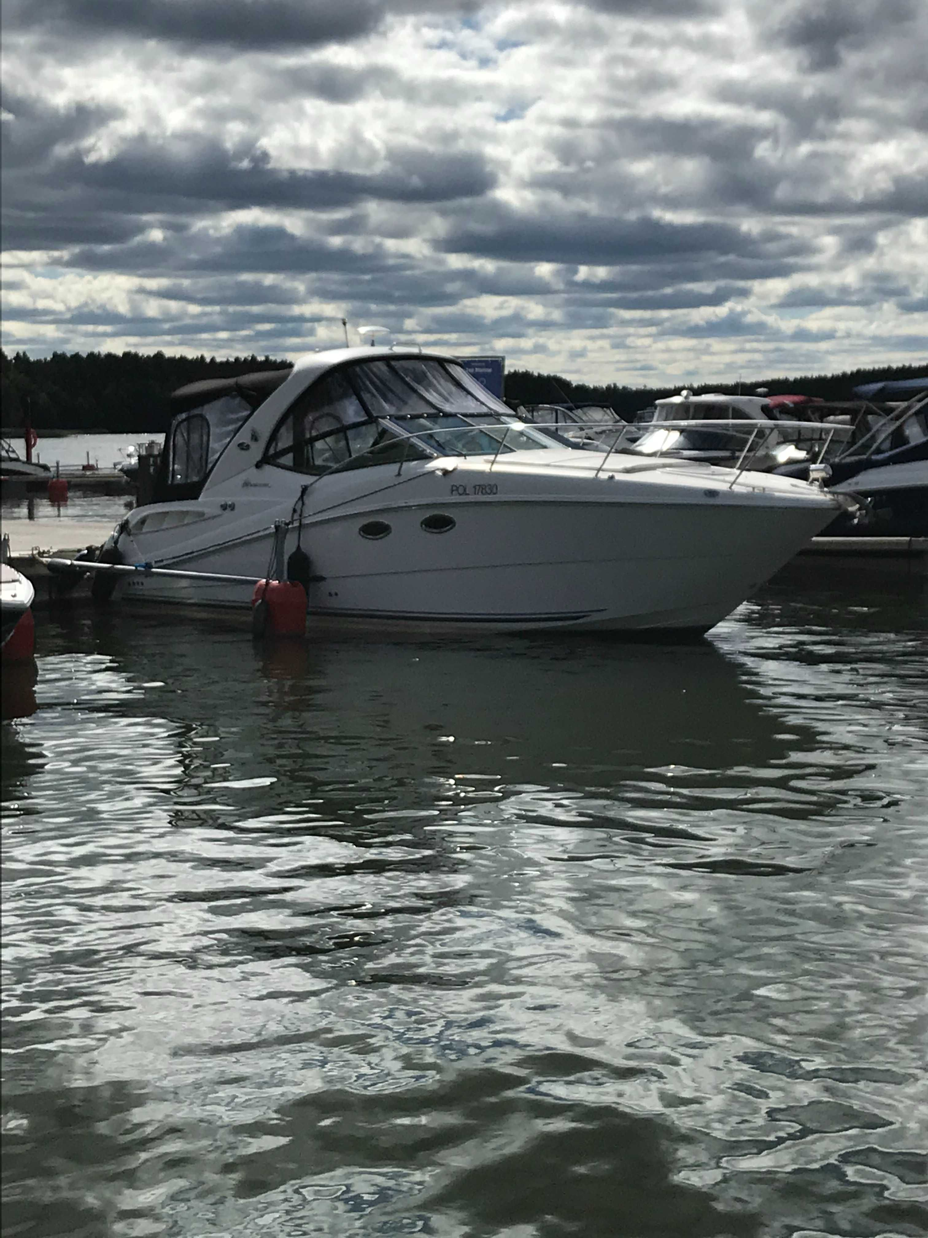 Jacht Motorowy Sea Ray 290/325 Sundancer z 2007 roku