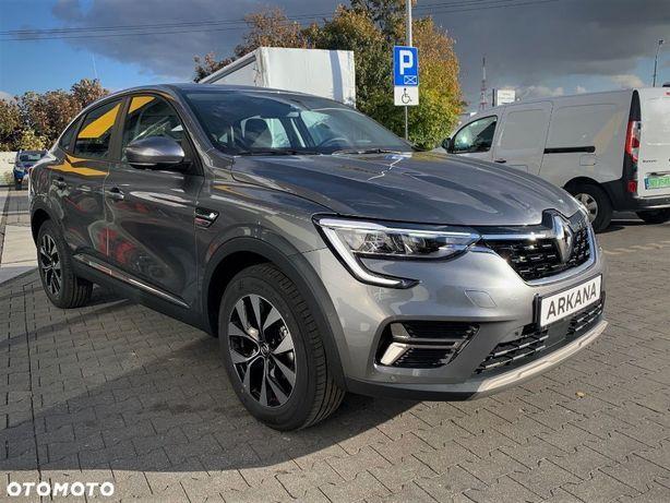 """Renault Arkana Zen, """"od ręki"""", nawigacja, kamera"""