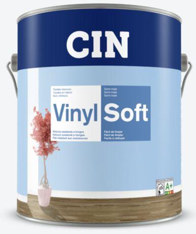 Vinylsoft branco 15Lts CIN (tinta aquosa)