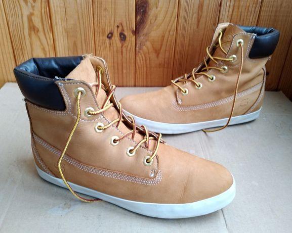Стильные тиберленды кожаные ботинки Timberland Earthkeepers оригинал