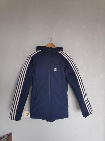 Зимняя куртка пуховик Adidas Original, XS-S