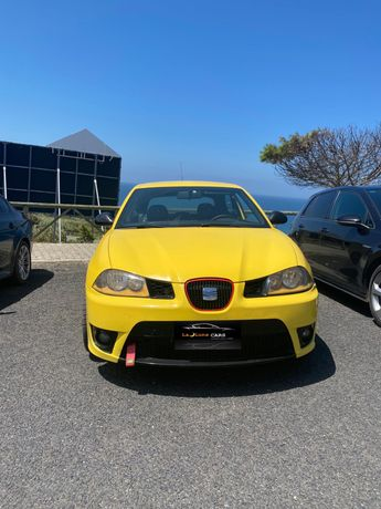Ibiza CUPRA 6l 160