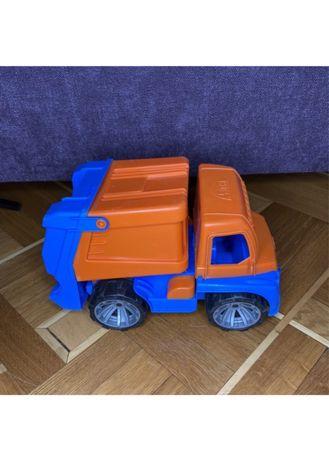 Машына для игры в песке/песочнице