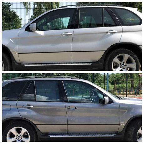 Дверь Передняя Задняя BMW X5 E53 Двери Правые Левые Двері БМВ Х5 Е53
