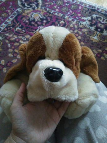 Собака пес друг м'яка іграшка мягкая игрушка