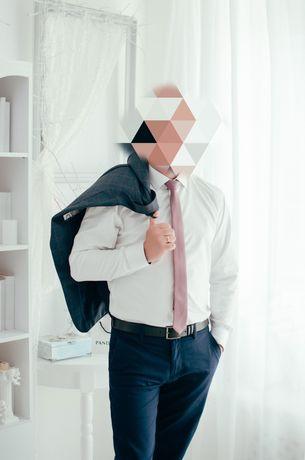 Мужской свадебный костюм брюки пиджак рубашка