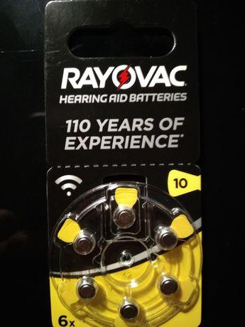 Baterie do aparatu słuchowego PR 70