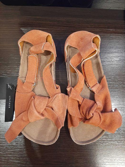 Новые кожаные босоножки на девочку Reserved 31  p Днепр - изображение 1