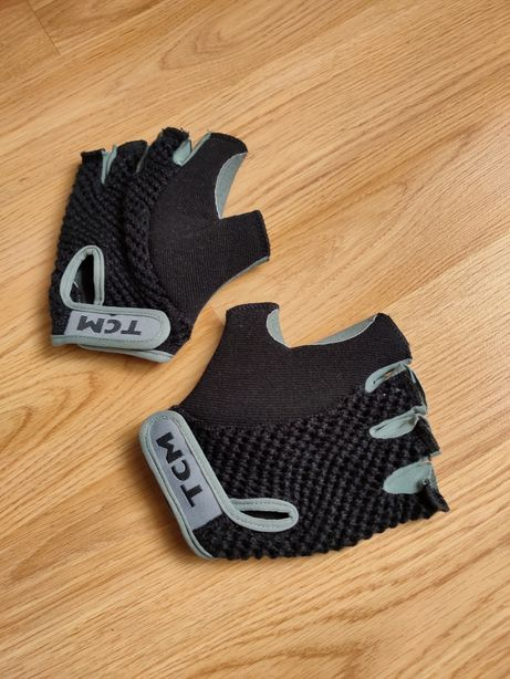 Перчатки TCM для вело мото трекинг спорт зал тренировок