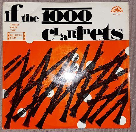 Vinyl  - If the 1000 Clarinets - SUA 13700