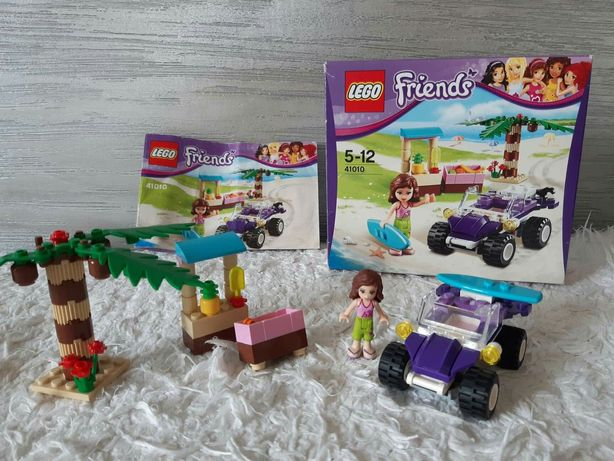 Lego friends samochód terenowy Oliwii 41010