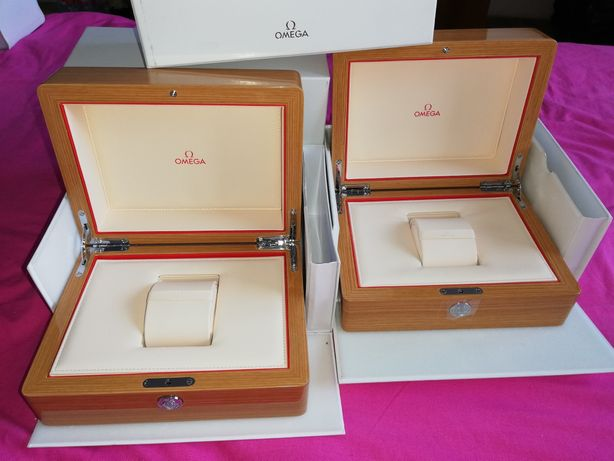 Omega коробка