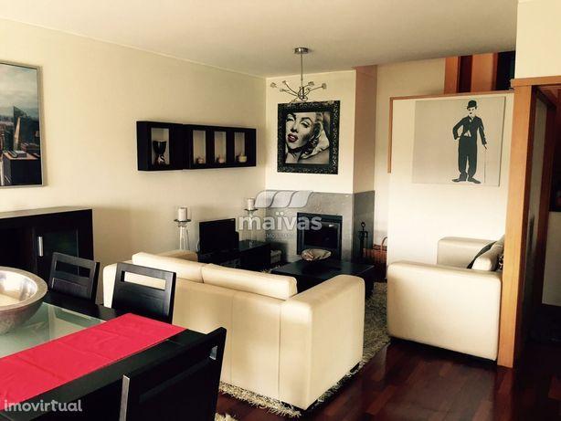 Apartamento T2 - Mobilado - Maia