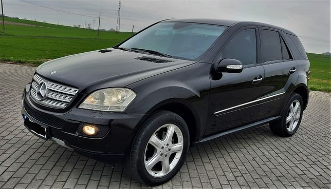 Mercedes ML W164 320CDI 224kM 4-MATIC