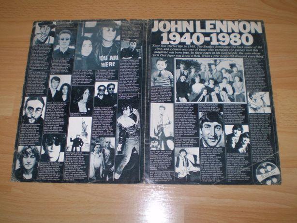 John Lennon 1940/1980