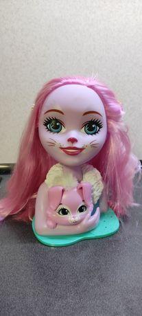 Кукла голова для причёсок