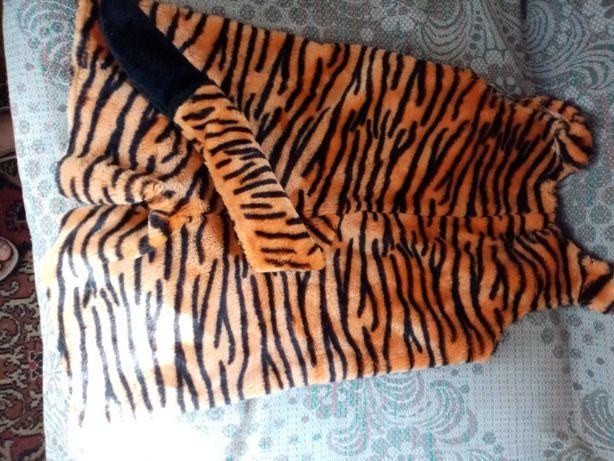 Маскарадный костюм тигра со звуковым эффектом