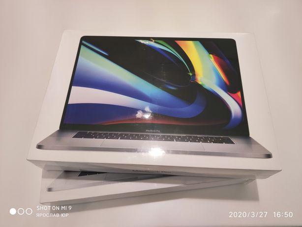 MacBook Pro 16 MVVK2 Space Gray i9/16/1TB/5500 4gb новый