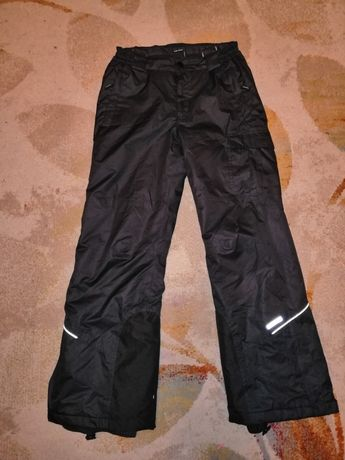 ICEPEAK spodnie narciarskie snowboardowe zimowe roz.152/158/xxs/xs