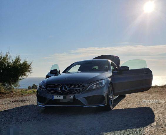 Mercedes c220 coupé AMG