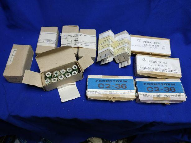 Радиодетали для радиолюбителя резистор стабилитрон 2с512а1 2с518а1