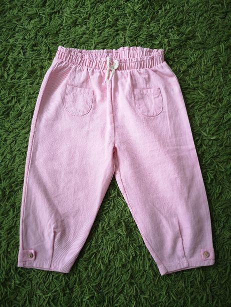 Spodnie dziecięce cienkie