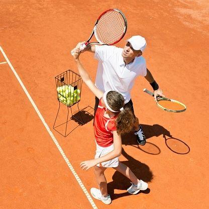 Тренер по теннису/ Спарринг
