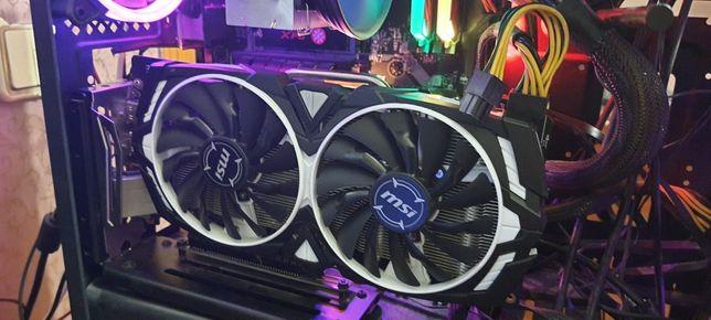Видеокарта GeForce MSI GTX 1060 3gb