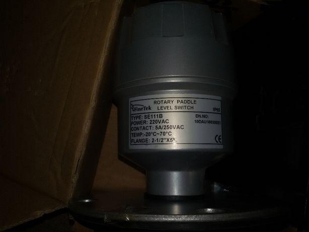 ротационный датчик уровня SE111B 220v. В наличии 5шт.