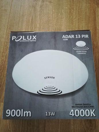 Plafon LED Lampa Sufitowa 13W 30cm 4000K + czujnik