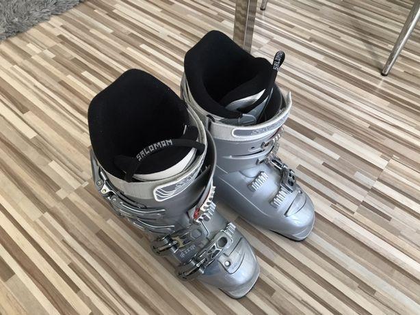 Buty narciarskie salomon 24,5 38