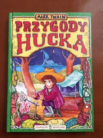 Książka Przygody Hucka Mark Twain