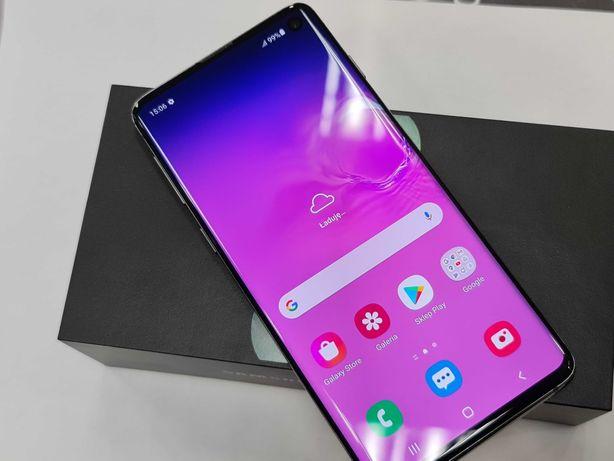 Samsung Galaxy S10 Dual SIM/ Prism Black/ 100% sprawny/ Gwarancja