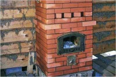 Строим печи надежные источники тепла