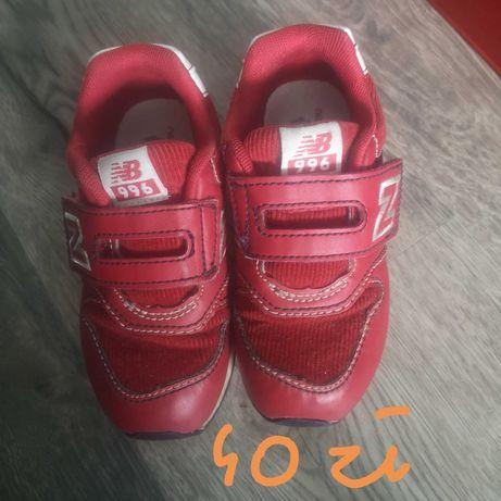 Buty dziecięce New Balance, Adidas, 4 F