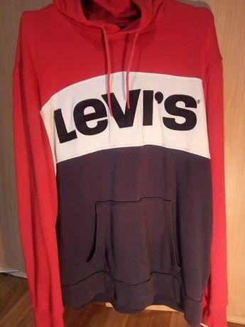 Худи Levi's big logo