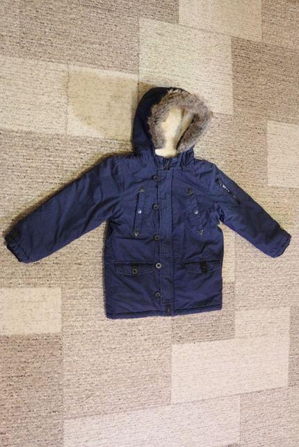 Зимняя детская куртка-парка Minoti (ALASKA 2)