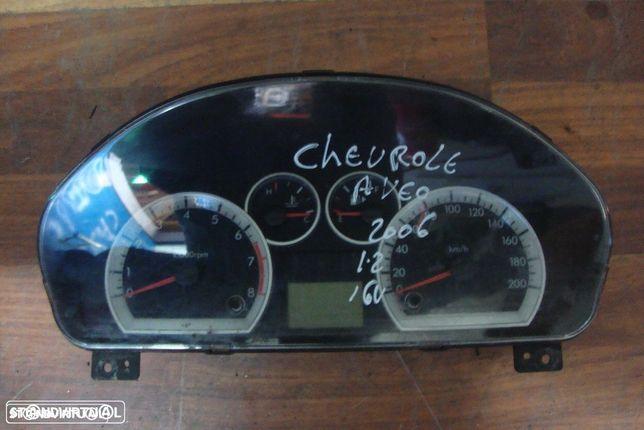 Quadrante Chevrolet Aveo 1.2 16 válvulas