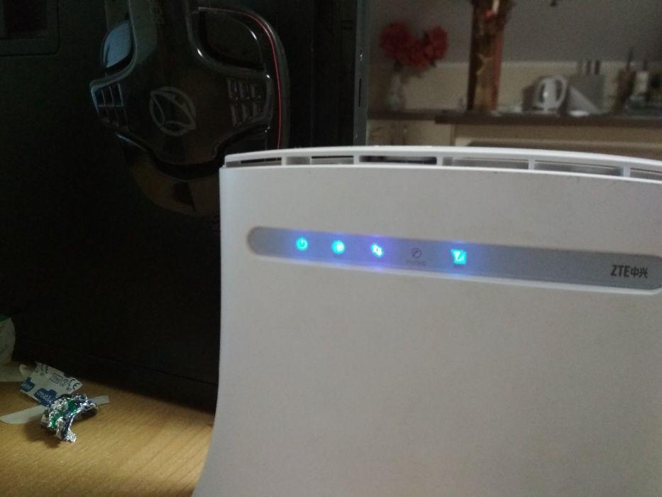 Router ZTE MF283+ Kisielice - image 1