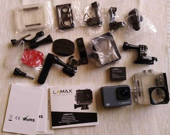 LAMAX X9.1 Wi-Fi, Ultra HD (4K)