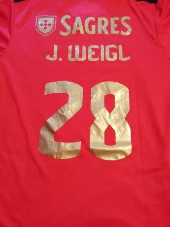 Vendo camisola Julien weigl - 2020/2021 (nova)