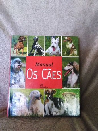 Livro - Manual Os Cães