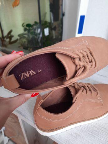Zara туфли на мальчика