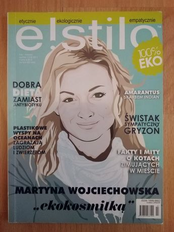 Magazyn gazeta Estilo