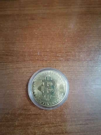 Bitcoin moeda com proteção