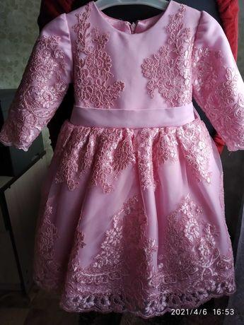 Плаття  на 1 рік.