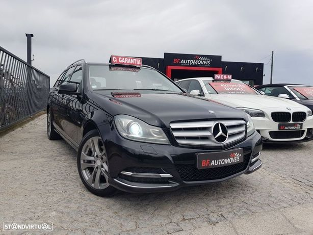 Mercedes-Benz C 200 CDi Avantgarde BlueEfficiency Aut.