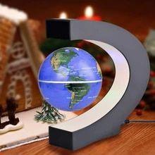 Глобус антигравитационный магнитно-магнитный шар