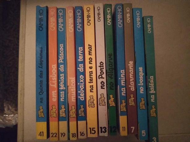 Vendo coleção uma aventura